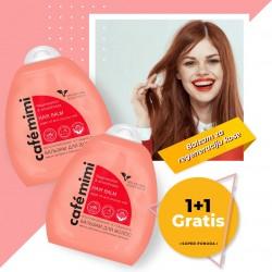 Balzam za regeneraciju kose sa Arganovim uljem i kokosovim mlekom Café Mimi 250ml  1+1 GRATIS