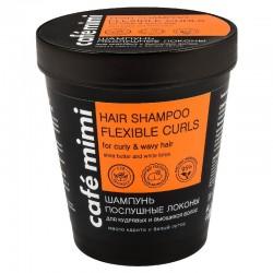 Balzam za kovrdžavu kosu za efekat elastičnih kovrdža Café Mimi 220ml
