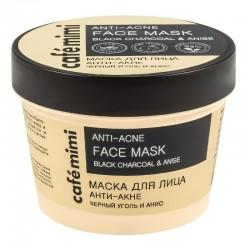 "Maska za lice ""Protiv bubuljica"" Café Mimi 110ml"