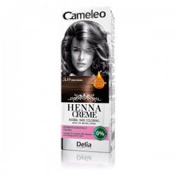 Farba za kosu bez amonijaka, na bazi prirodne kane (Hene) CAMELEO 3.0 - Tamno smeđa 75g
