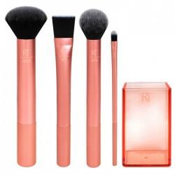 Set četkica za šminkanje (osnova bez mane) REAL TECHNIQUES